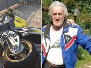 Vince alla lotteria e si compra la moto nuova: va a provarla ma si schianta e muore