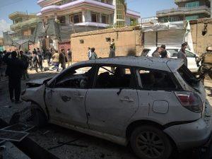Voto in Afghanistan bagnato dal sangue: esplosioni a Kabul, almeno 10 morti