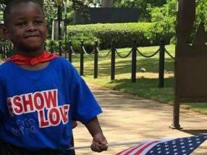 Chi è President Austin, il bimbo di 4 anni che si trasforma