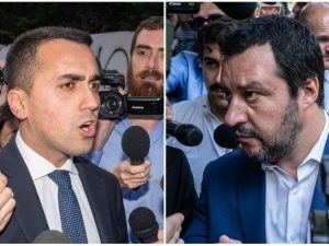 """Manovra bocciata dall'Ue, Salvini: """"Non stanno attaccando un"""