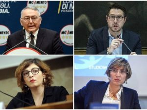 Totonomi: chi saranno i ministri del governo M5s Lega