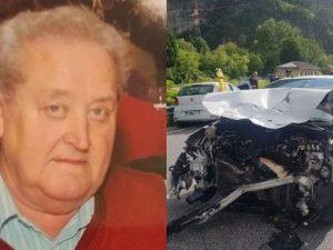 Tragedia a Udine: in un incidente muore uno scrittore di 83