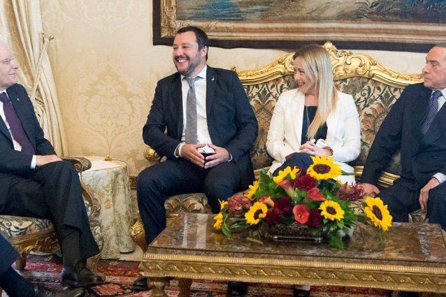 Salvini e Di Maio: torniamo a votare l'8 luglio