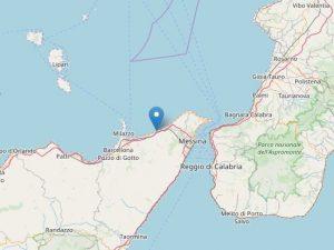 Terremoto, paura in Sicilia: scossa vicino Messina, avvertit