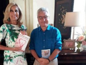 Chi è Nanni Delbecchi |  il marito di Alessandra Appiano |  il primo italiano a intervistare
