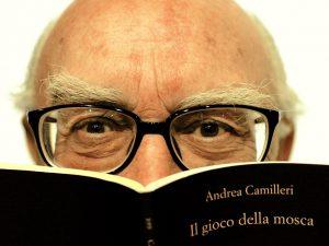 Andrea Camilleri ricoverato, mentre il suo ultimo libro su M