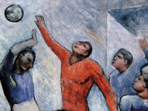 Quando il calcio si fa arte: da Carrà a Hemy, i capolavori ispirati al gioco più amato del mondo