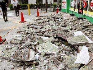 Terremoto Giappone: 3 morti e decine di feriti a Osaka, bimb