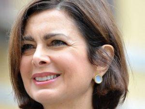 """Laura Boldrini: """"L'ondata di violenza contro di me è frutto"""