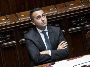 L'assunzione di Assia Montanino come segretaria di Luigi Di
