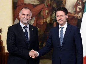 """Il viceministro dell'Economia Massimo Garavaglia: """"Flat tax"""