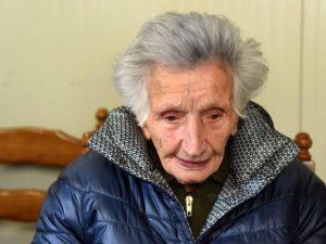 Terremoto Centro Italia, nonna Peppina è salva: potrà tornar