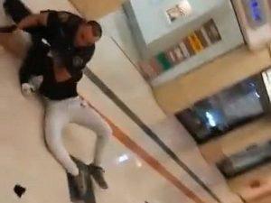 Taranto, assalto alla gioielleria del centro Auchan: la rapi