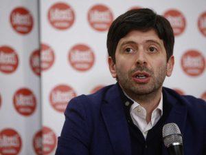 """Speranza: """"Contro Salvini le parole non bastano più. Lo denu"""