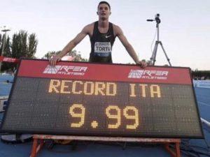 """Filippo Tortu: """"Battere il record di Pietro Mennea è sempre"""