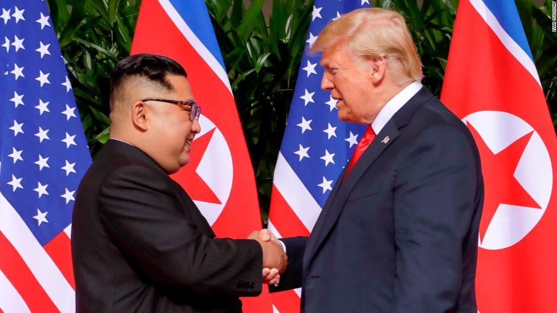 Donald Trump e la rivelazione sulla Corea del Nord: Io e Kim Jong-un ci  siamo innamorati