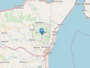 Terremoti, scosse sismiche in zona Etna: la più forte di mag