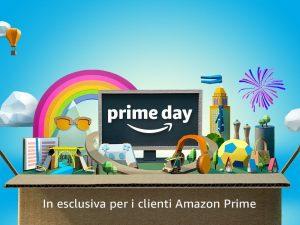 Amazon Prime Day al via, le offerte e le promozioni speciali