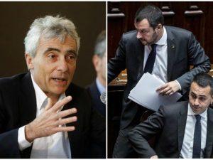 """Decreto dignità, Boeri replica a Salvini e Di Maio: """"Attacco senza precedenti, da governo negazionismo ..."""