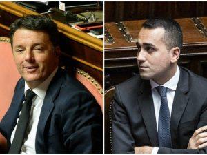 """Matteo Renzi: """"Hanno tagliato i vitalizi degli altri, ma que"""