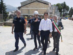 Decreto sisma |  nulla cambia |  il governo M5S – Lega boccia tutte le richieste dei
