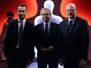 Decreto dignità, Luigi Di Maio contro Vincenzo Boccia (Confi