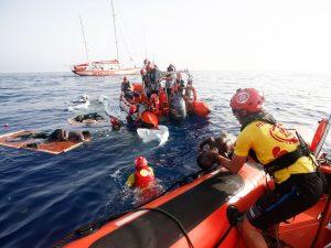 """Open Arms, Palazzotto: """"Nessuna fake news, libici hanno lasc"""