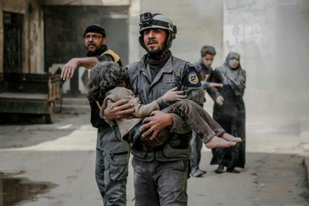 """Israele aiuta 800 Caschi bianchi ad abbandonare la Siria: """"R"""