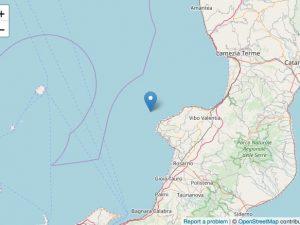 Terremoto in Calabria, scossa avvertita forte a Tropea