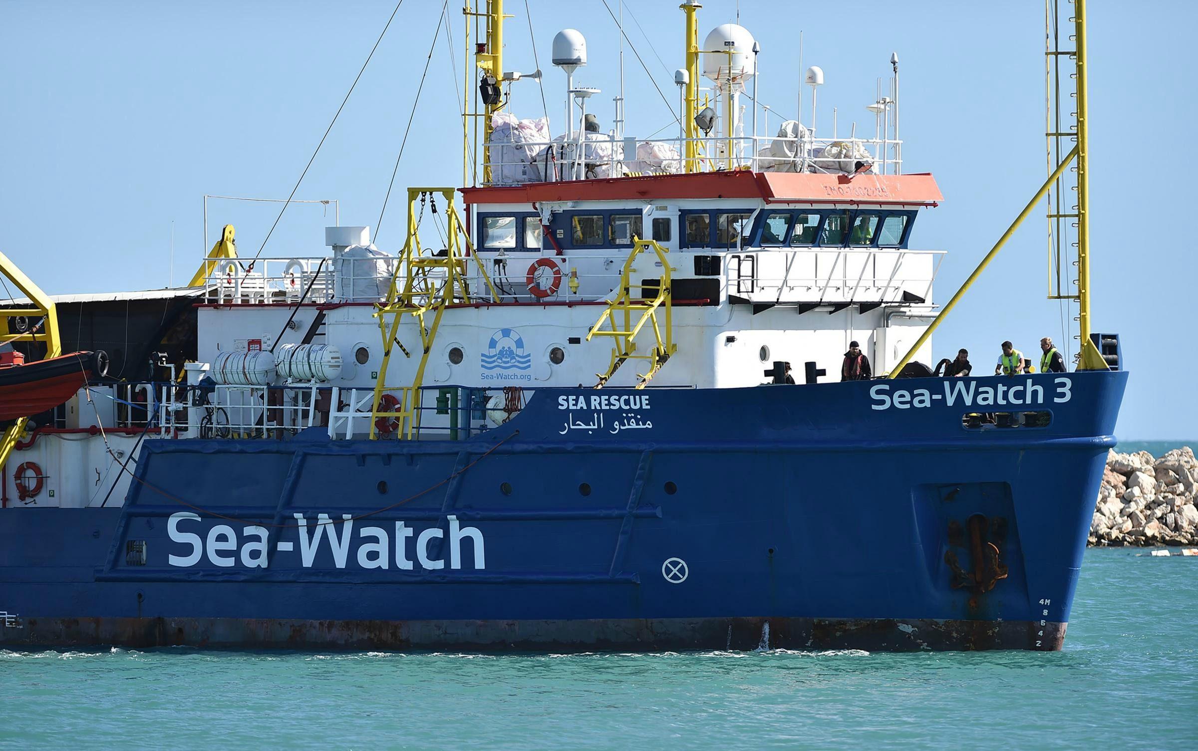 sea watch - photo #13