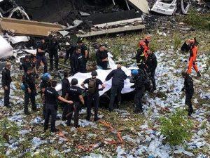 Crollo ponte Genova, 31 le vittime accertate nella tragedia sull'autostrada A10