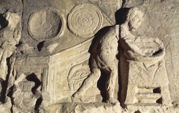 Farro miele e frutta candita le gustose ricette del pane for Ricette degli antichi romani