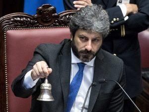 """Fratelli d'Italia lascia la Camera in segno di protesta contro Fico: """"Troppo pacifista"""""""