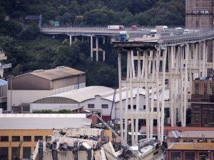 Il crollo del Ponte Morandi a Genova: le cause, le responsabilità, la Gronda