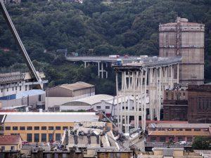 Crollo Ponte Morandi a Genova, è il quinto caso negli ultimi