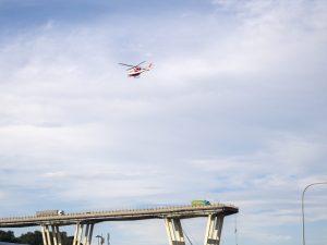 Crollo Genova, da Autostrade 500 milioni per la ricostruzion