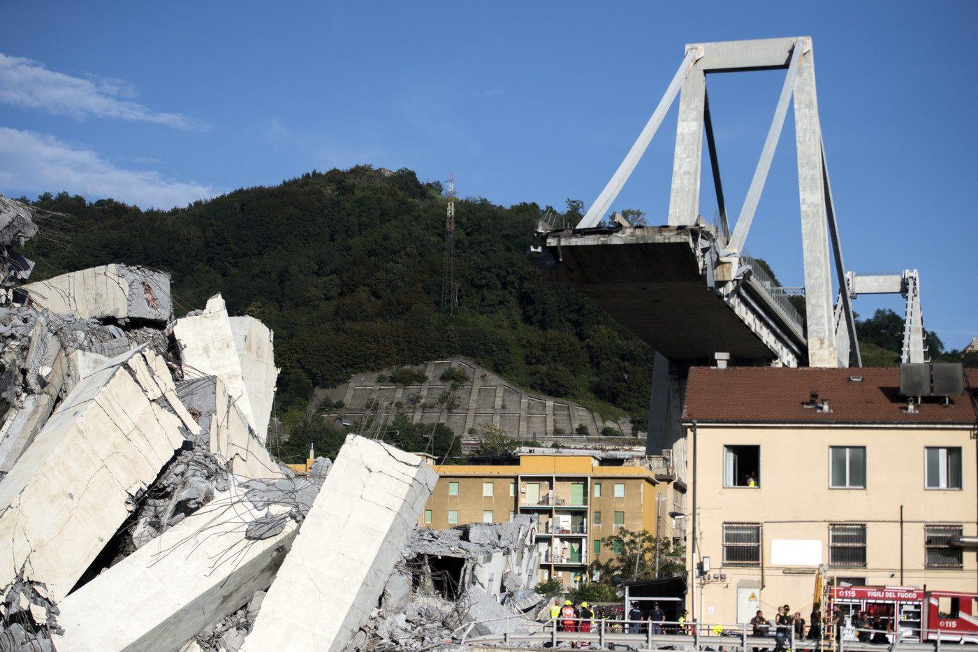 Crollo Ponte Morandi Genova Si Continua A Scavare Si