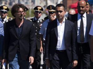 """Crollo Ponte Morandi a Genova, Di Maio: """"Non si può morire p"""