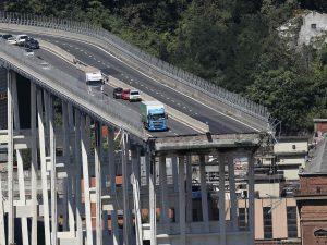 Crollo Genova, l'intervista che circola in rete dell'autista