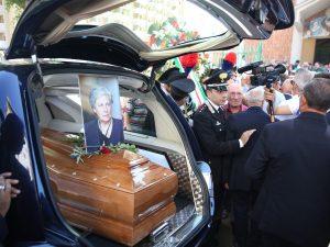 """I funerali di Rita Borsellino, a Palermo l'ultimo saluto: """"O"""
