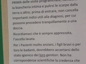 """Messina, il primario del Policlinico pubblica un avviso: """"La"""