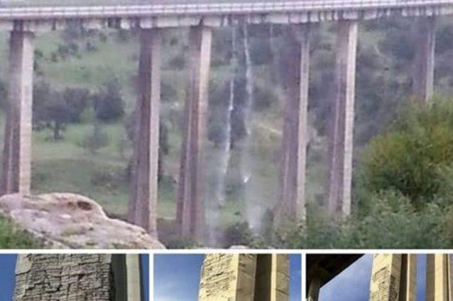 Esiste davvero un secondo ponte Morandi in Sicilia, ma reste