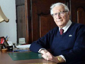 Morto a 100 anni René Le Coultr, inventore dell'orologio da