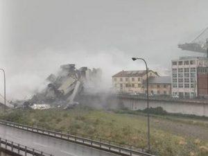 """Crollo ponte Genova, la Lega punta il dito l'austerità: """"Ann"""