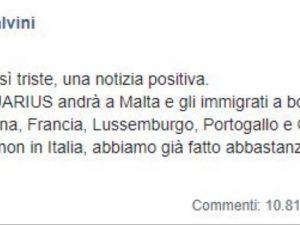 Crollo ponte Morandi a Genova: per Matteo Salvini è sempre colpa dell'Europa e degli immigrati