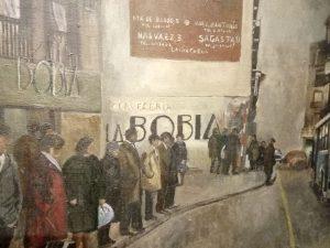 Roma, al Cervantes di piazza Navona la mostra sull'arte ispa