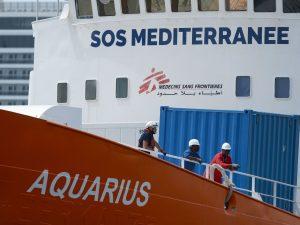 Inchiesta sulla gestione dei rifiuti a bordo delle navi salva-migranti    sequestrata la