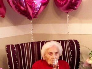 Il segreto della longevità di Brenda, 105 anni? Non aver mai