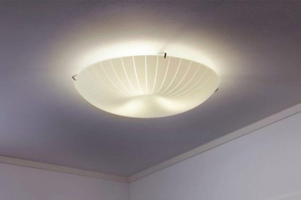 Sostituire Plafoniera Con Lampadario : Ikea ritira dal mercato la lampada da soffitto calypso: cè il