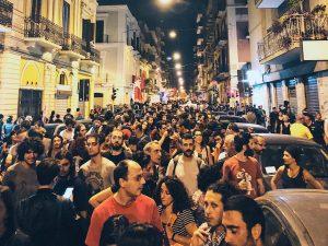 Aggressione squadrista a Bari: feriti 2 manifestanti del cor